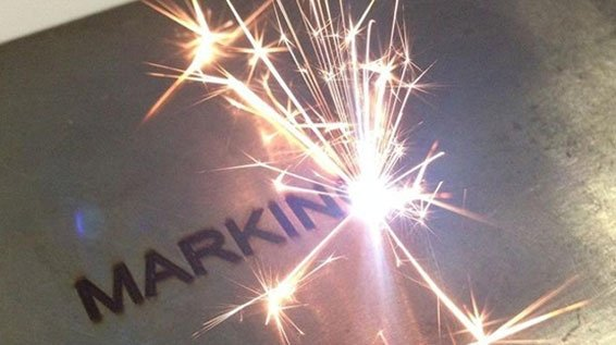 Laser Marking Service in India
