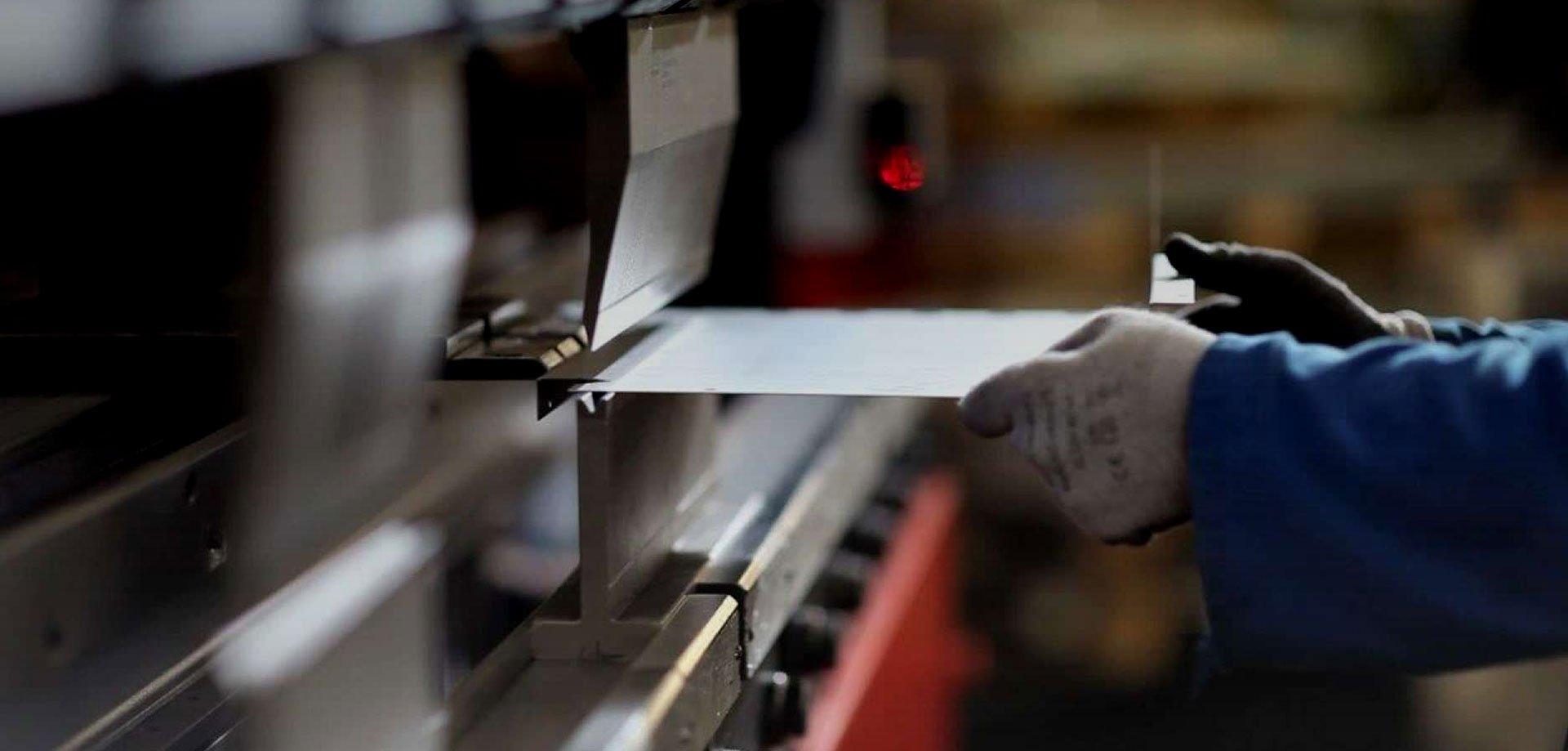 Metal Shearing & Bending Services